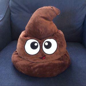 🆕 Plush Poop Emoji Hat 🆕